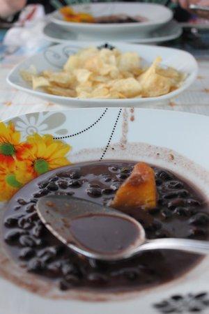 Villa Jorge y Ana Luisa: Abendessen