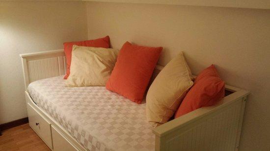 Bed & Breakfast Abete: Divano letto