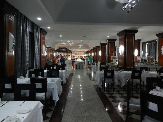 Hotel Riu Palace Macao: Buffet evening dining