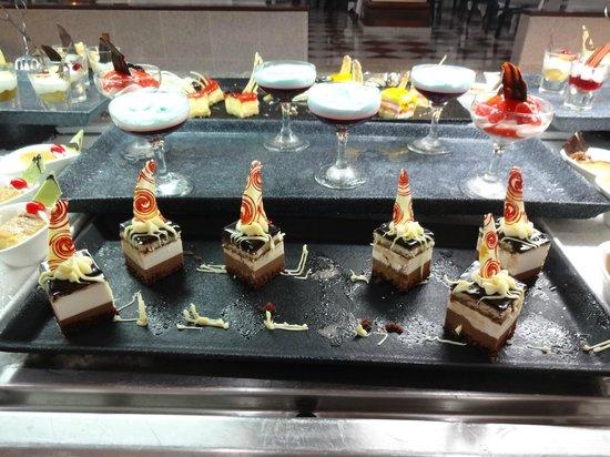 Hotel Riu Palace Macao: Dessert