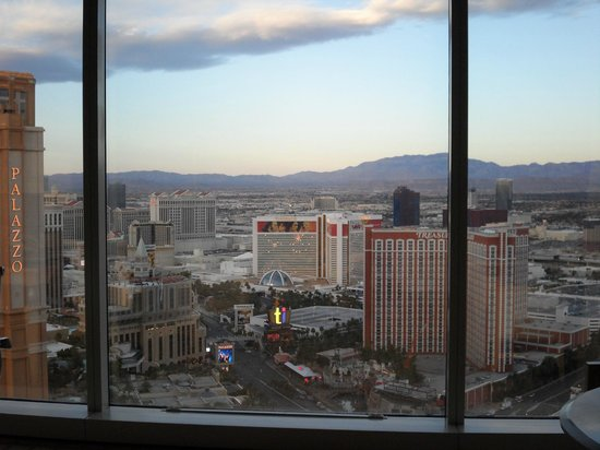 Wynn Las Vegas: view from our bedroom