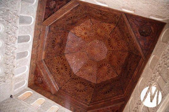Ali Ben Youssef Medersa (Madrasa) : Details from Ben Youssef Madrasa
