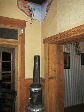 Casagranda's Steakhouse: Interior