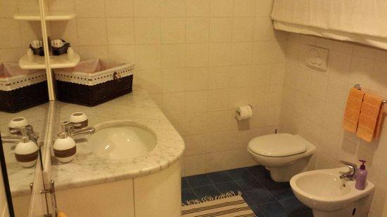 Bed & Breakfast Abete: Il bagno