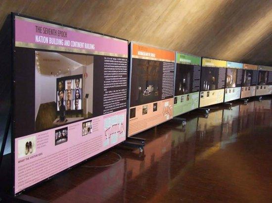 Freedom Park: Gallery of Leaders
