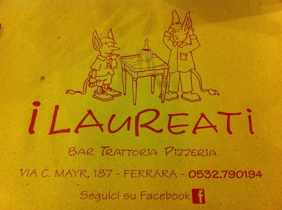 I Laureati - Ferrara