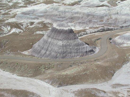 Painted Desert : Tepee