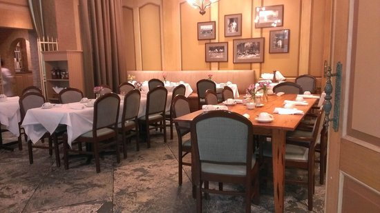 Hotel St. Marie : Dining Room
