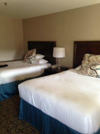 Gettysburg Hotel : Great beds!
