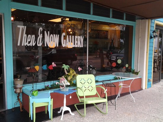 Then & Now Gallery