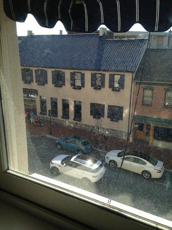 Gettysburg Hotel : View from 3rd floor