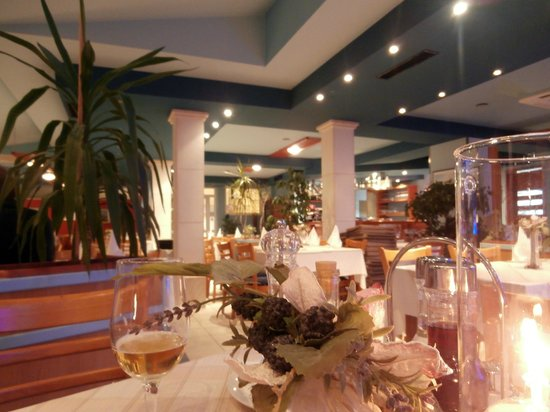 Restaurant Amigos: Amigo's interior