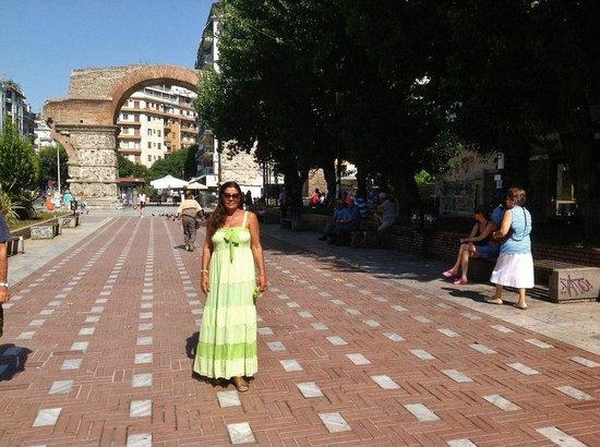 Porto Palace Hotel : Centro de Tessalônica