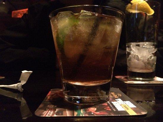 Hard Rock Cafe: Generous measures