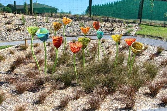 Taylor's Tours: Scultpure Garden @ the Lava Glass Factory