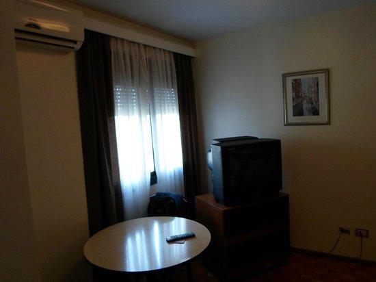 Hotel Cristoforo Colombo: pieza