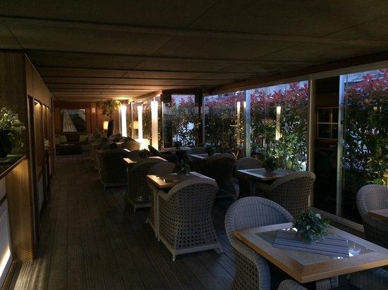 Babuino 181: Roof terrace / breakfast area