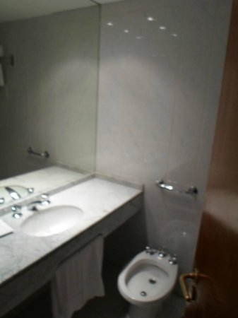 Hotel Cristoforo Colombo: baño