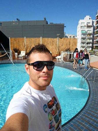 Hotel Cristoforo Colombo : pileta