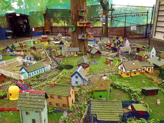 Museum of Power: the fairy village