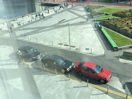 The Marker Hotel: valet parking