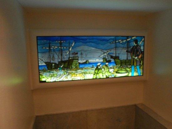 Hotel Cristoforo Colombo: decoracion
