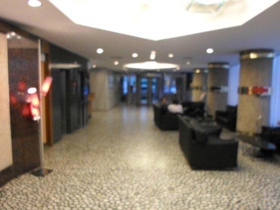 Hotel Cristoforo Colombo: entrada
