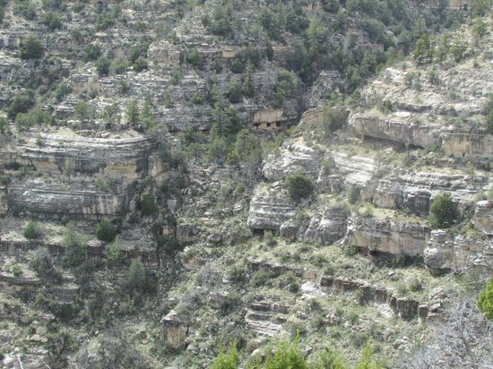 Walnut Canyon National Monument : Walnut Canyon