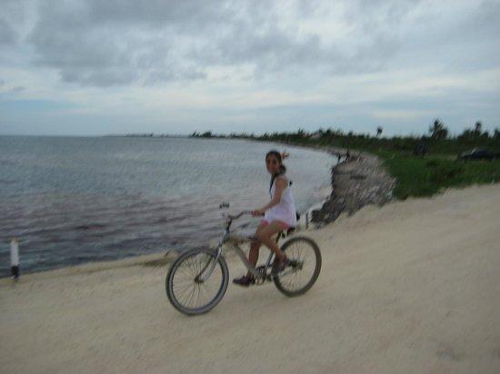 Balamku Inn on the Beach: Dando una vuelta por Mahahual