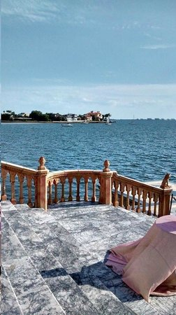 The Ringling: Overlooking Sarasota Bay