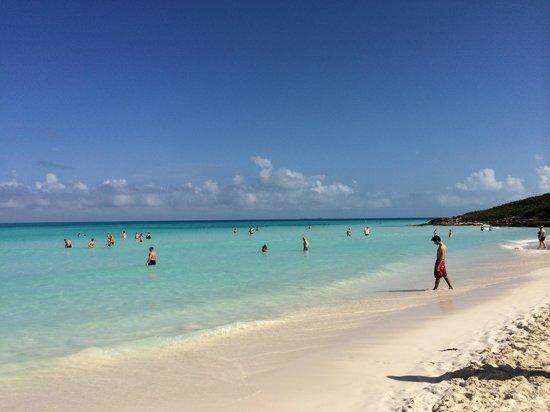 Memories Paraiso Beach Resort : Beautiful sunny day