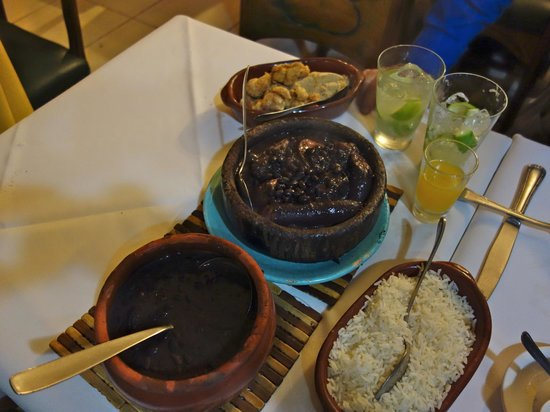 Casa da Feijoada : More feijoada side dishes