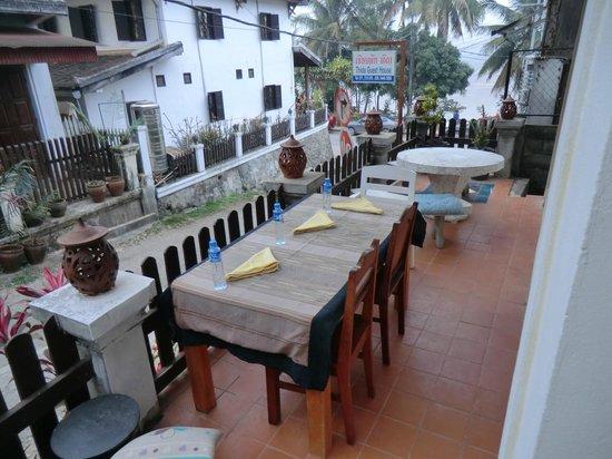 Thida Guesthouse: Breakfast