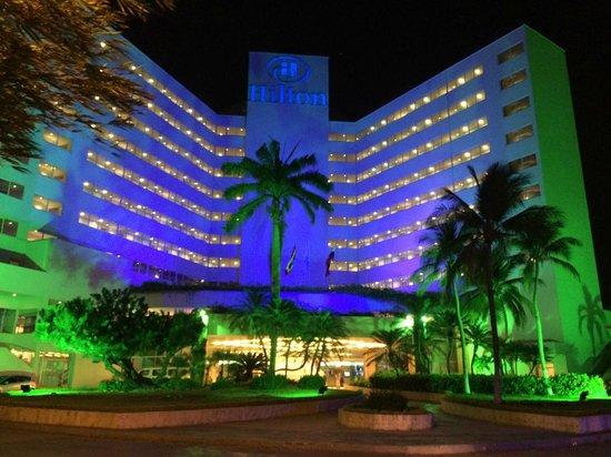 Hilton Cartagena: Entrada