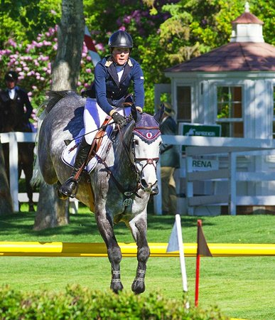 Spruce Meadows: Competitor