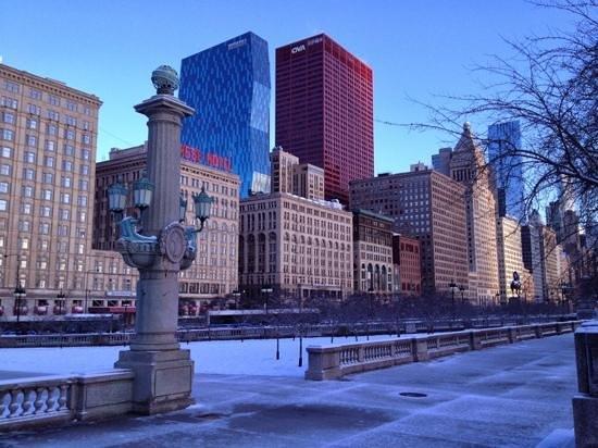 Travelodge Hotel Downtown Chicago : à deux pas de l'hôtel