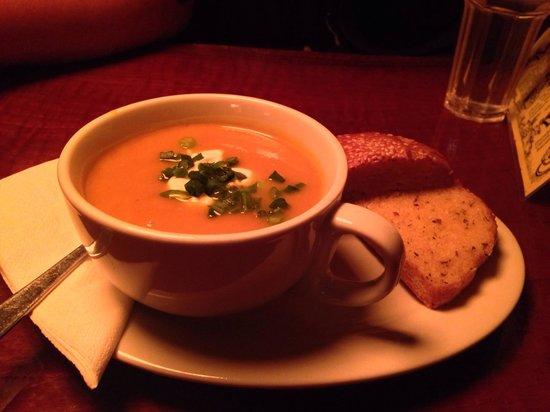 Yellow Deli : Pumpkin soup