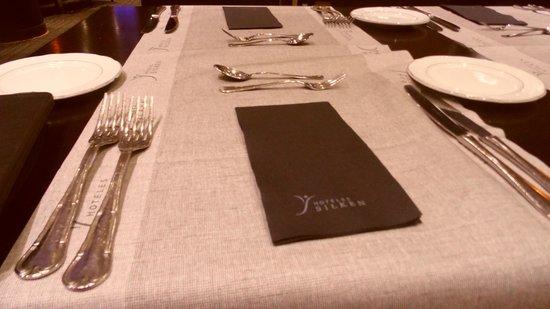 Silken Amara Plaza Hotel : jantar
