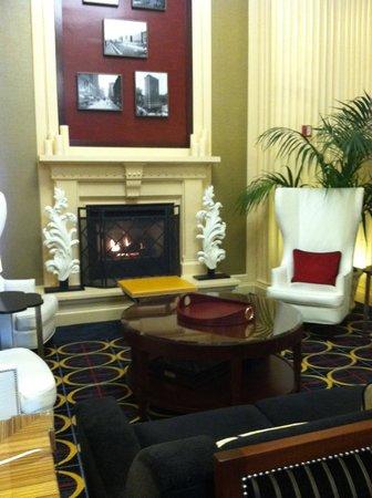 Kimpton Hotel Monaco Chicago: lobby