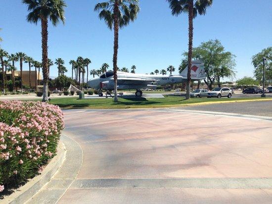 Palm Springs Air Museum : Intruder