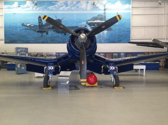 Palm Springs Air Museum : Corsair