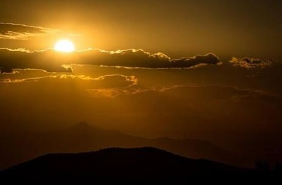 Mount Charleston Sunrise