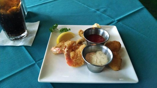 Sea Ranch Restaurant-Bar: My appetizer.....man I wish I had another one.