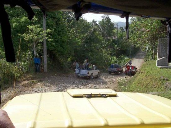 Casa Marina Beach & Reef: ride to mountains