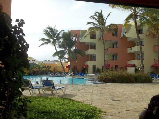 Casa Marina Beach & Reef: pool side rooms