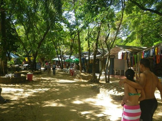 Casa Marina Beach & Reef: public beach