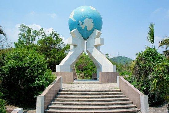 Tropic of cancer Shantou