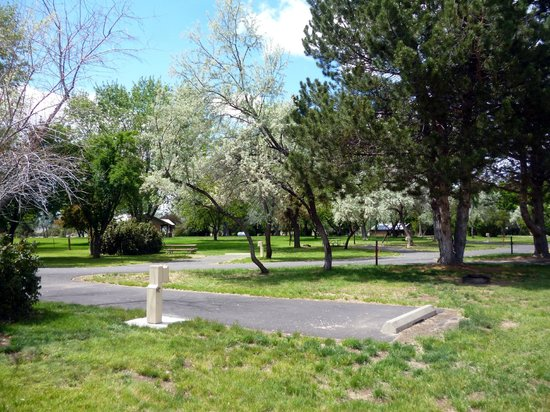 Lake Billy Chinook : Crooked River Campground