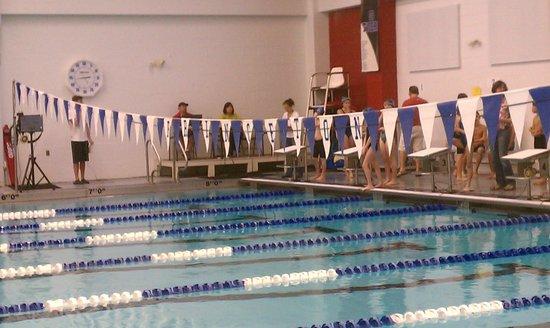 Princeton university jadwin gym pool picture of - Princeton university swimming pool ...