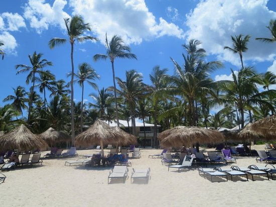 Paradisus Punta Cana Resort: Beach